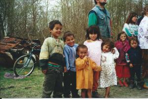 Romakinderen_reisverslag1995